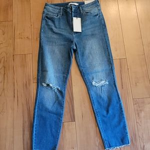 Discount Diva Skinny Jeans- Size 7 but fit like 9